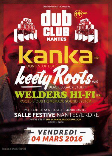 Nantes Dub Club #19