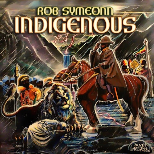 Rob Symeonn - Indigenous