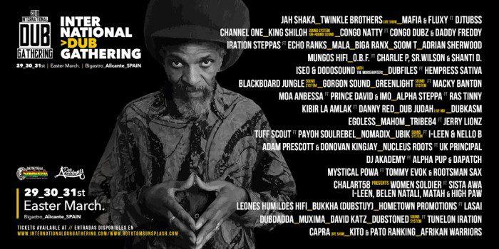 International Dub Gathering 2018