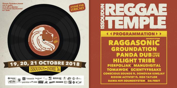Issoundun Reggae Temple #6