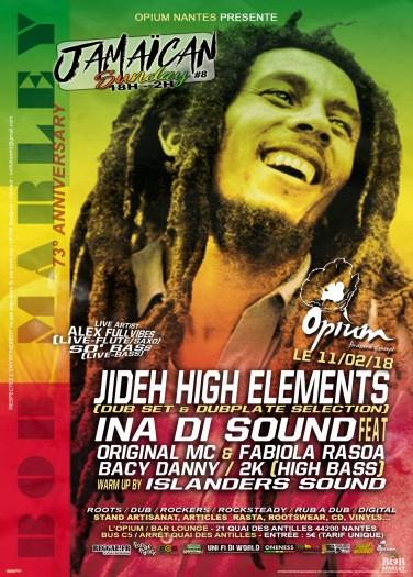 Jamaïcan Sunday #8