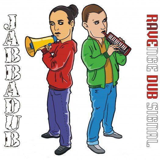 Jabbadub - Ravenge Dub Signal