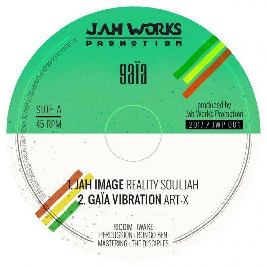 "10"" Jah Works Promotion JWP001"