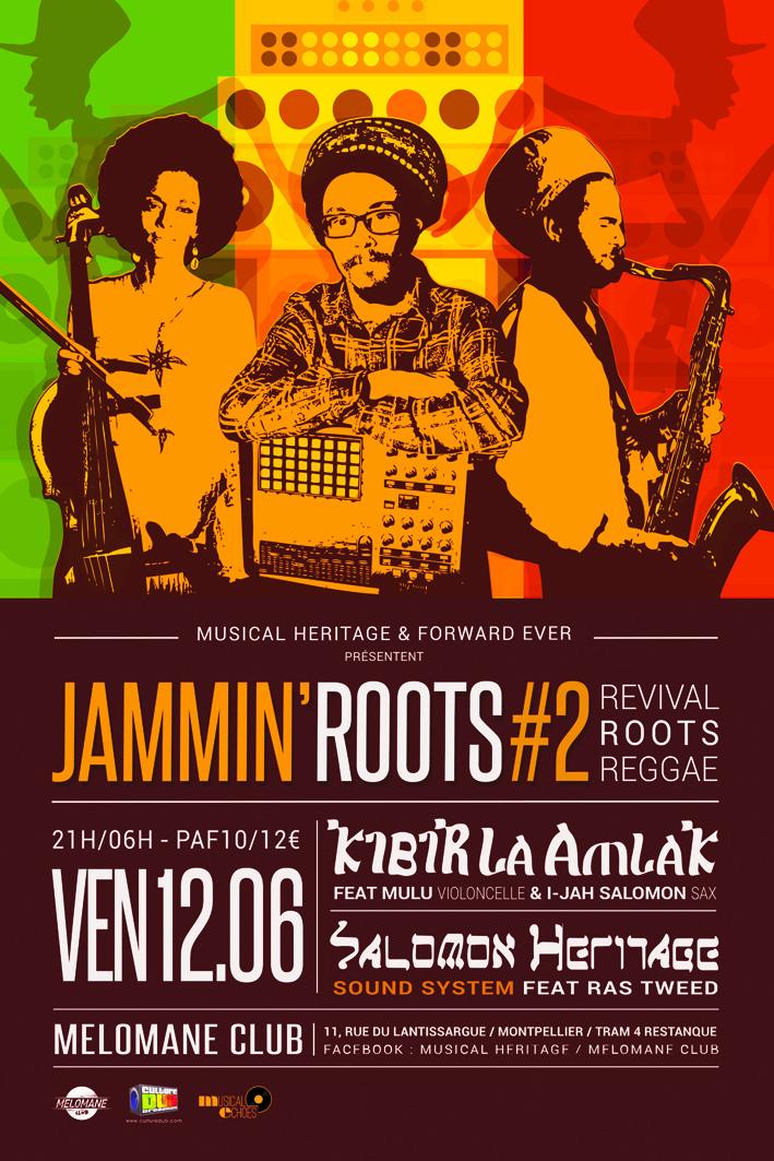 Jammin' Roots #2