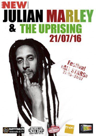 Julian Marley @ New Morning