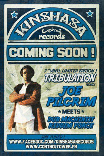 """7"""" Kinshasa Records - Tribulation"""