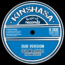 The Dub Machinist - Dub Version - KR702