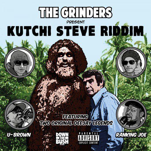 The Grinders - Kutchi Steve Riddim
