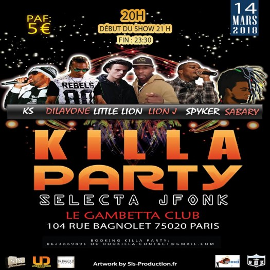 Killa Party