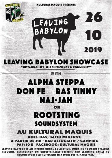 Leaving Babylon Showcase