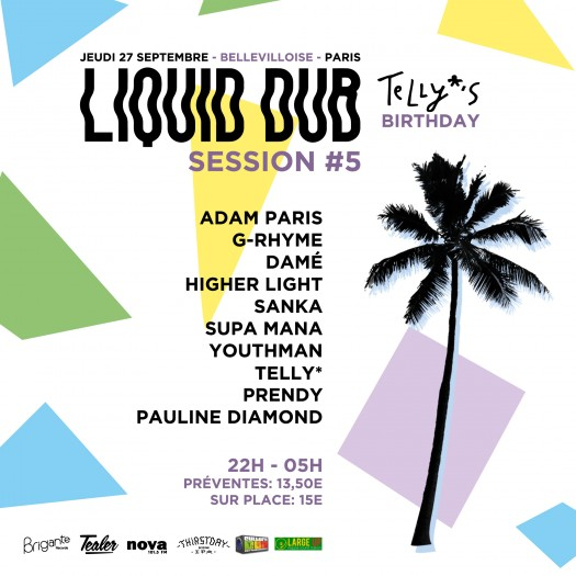 Liquid Dub Paris