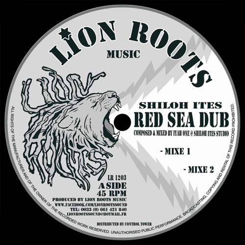Lion Roots Music 1203 - A