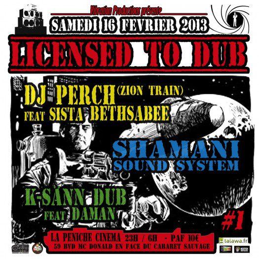 License to Dub #1