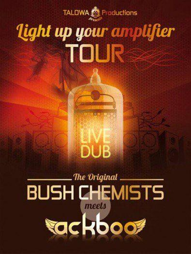 Light Up Your Amplifier Tour