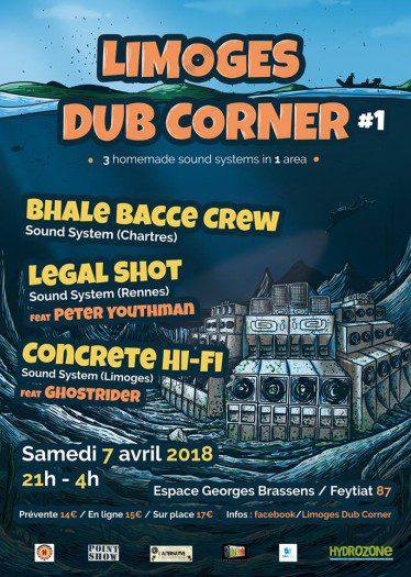 Limoges Dub Corner #1