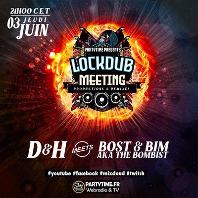 LockDub Meeting – D&H meets Bost & Bim