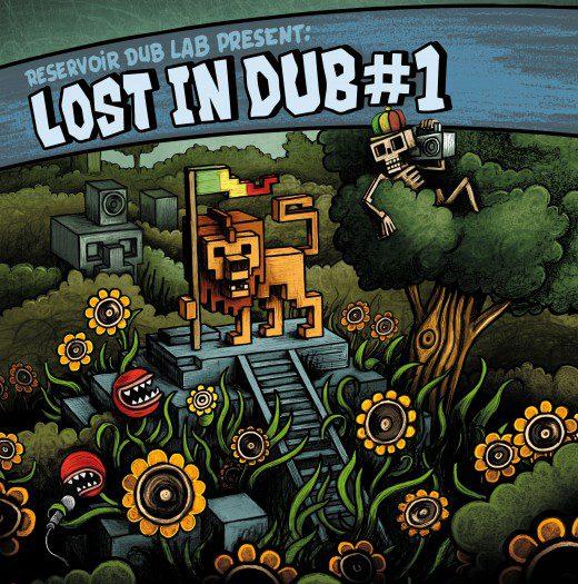 Lost In Dub #1 by Reservoir Dub