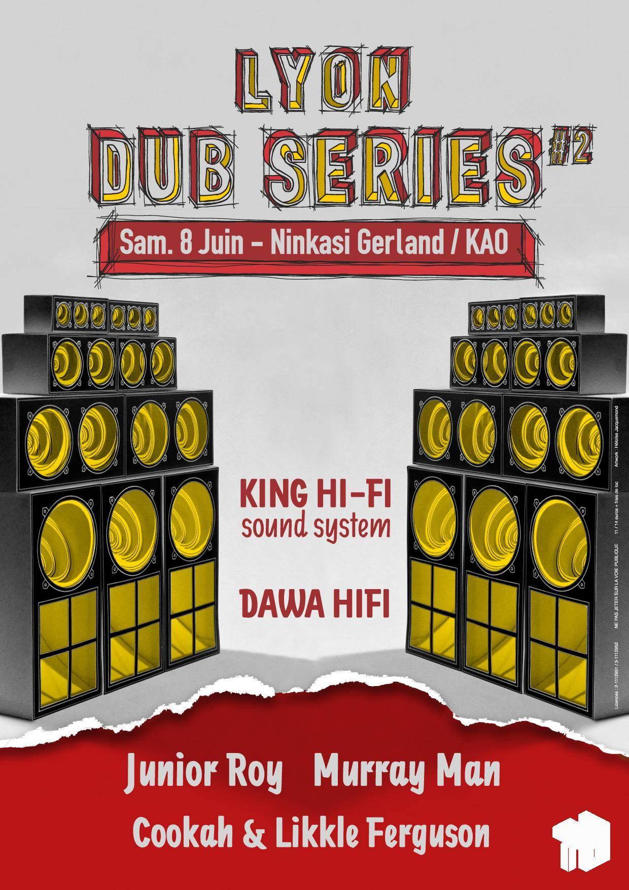 Lyon Dub Series #2