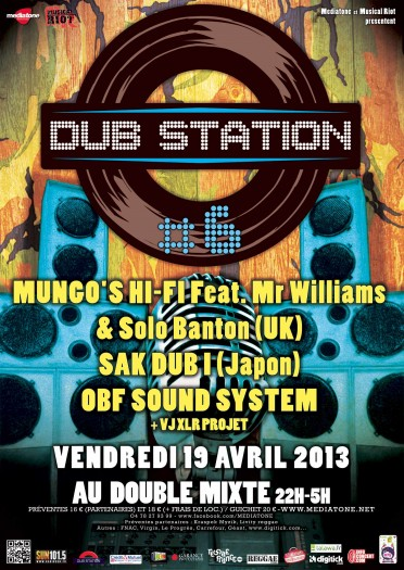 Lyon Dub Station #6