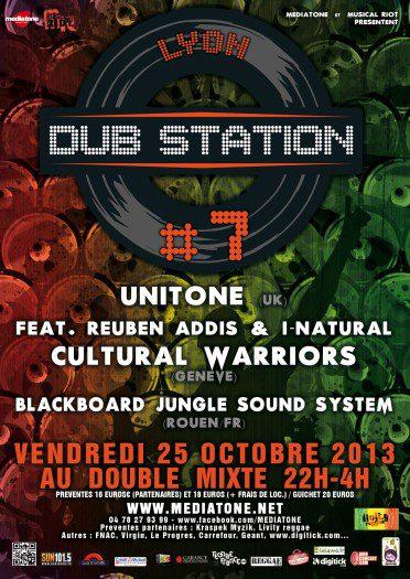 Lyon Dub Station #7