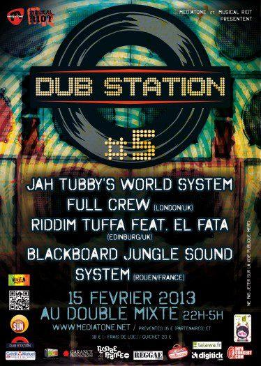 Lyon Dub Station #5