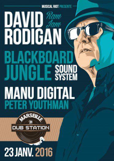 Marseille Dub Station #31