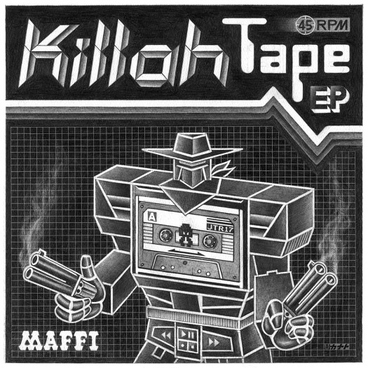 Maffi - Killah Tape EP