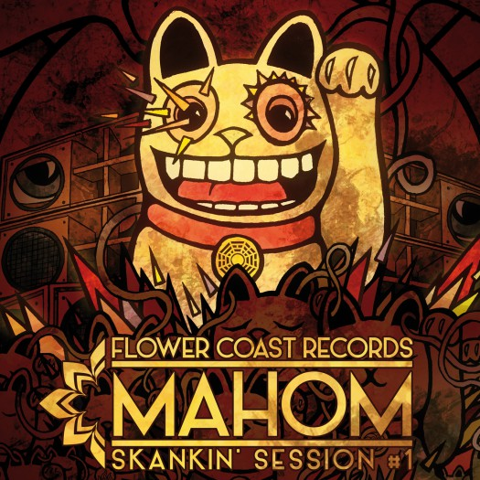 "Mahom - 12"" Skankin Session #1"