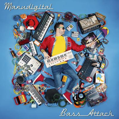 Manudigital - Bass Attack