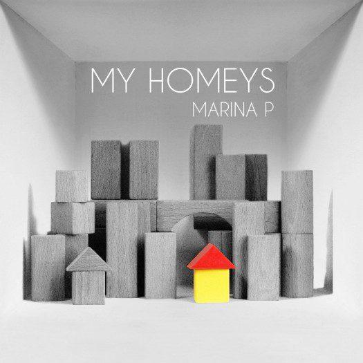 Marina P - My Homeys