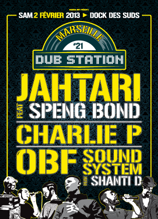 Marseille Dub Station 21