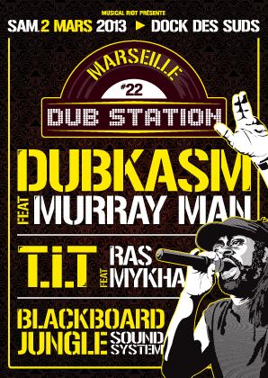 Marseille Dub Station #22