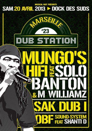 Marseille Dub Station #23