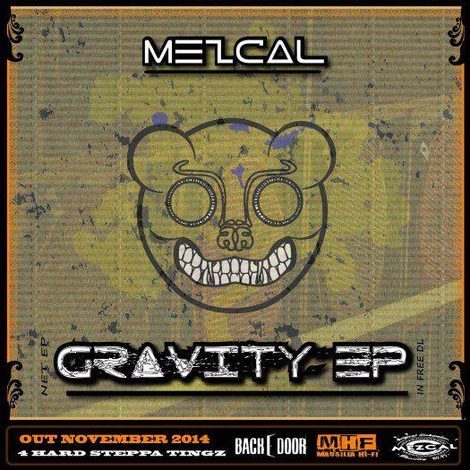 Mezcal - Gravity EP