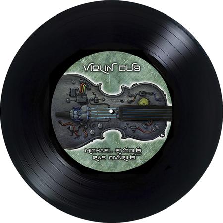 Michael Exodus feat Ras Divarius - Violin Dub