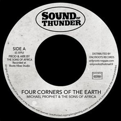 Michael Prophet - 7inch Sound Of Thunder