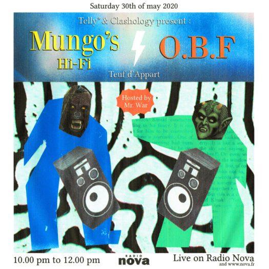 Mungo's Hi-Fi / O.B.F – Teuf d'Appart