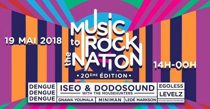 Music to Rock the Nation