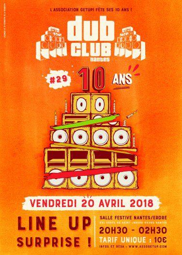 Nantes Dub Club #29
