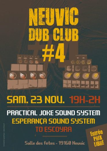 Neuvic Dub Club #4