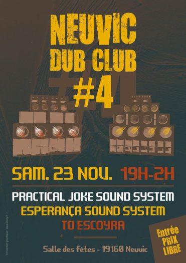 Neuvic Dub Club #4