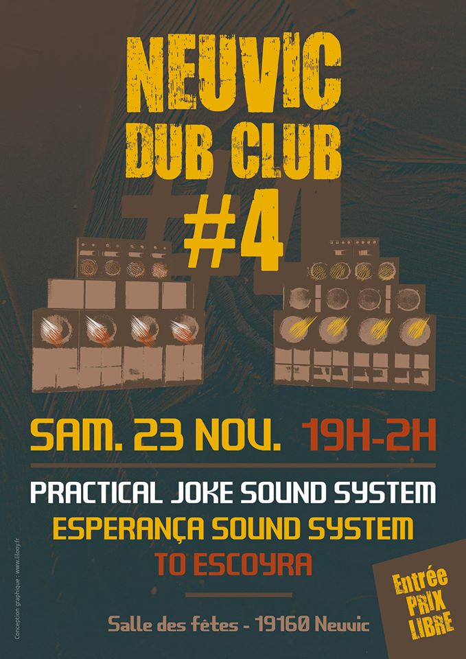 Echo Chamber Around the World In Dub Vol. 3 & 4 – Dan Dada Records