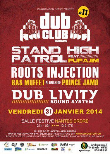 Nantes Dub Club #11