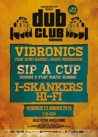 Nantes Dub Club #13