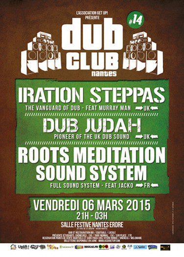 Nantes Dub Club #14
