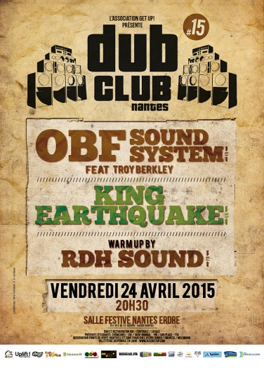 Nantes Dub Club #15
