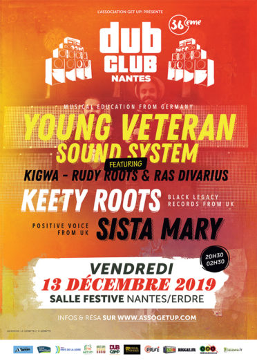 Nantes Dub Club #36