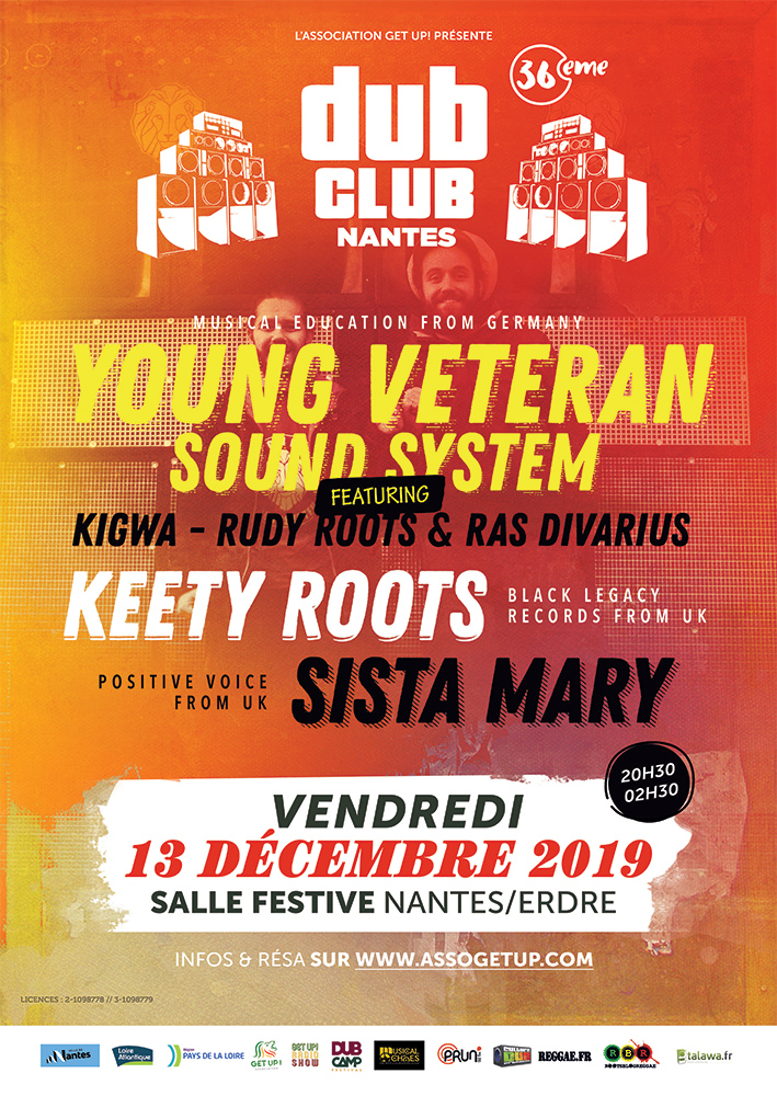 Nantes Dub Club #21
