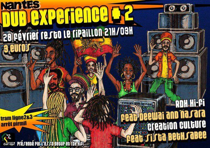 Nantes Dub Experience #2