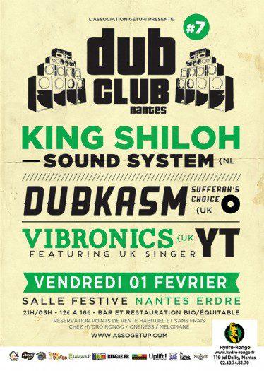 Nantes Dub Club #7